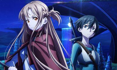 Sword Art Online Progressive: nuovo trailer e visual art per il film