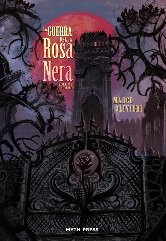 guerra-della-rosa-nera opera fantasy nell'italia del 1500