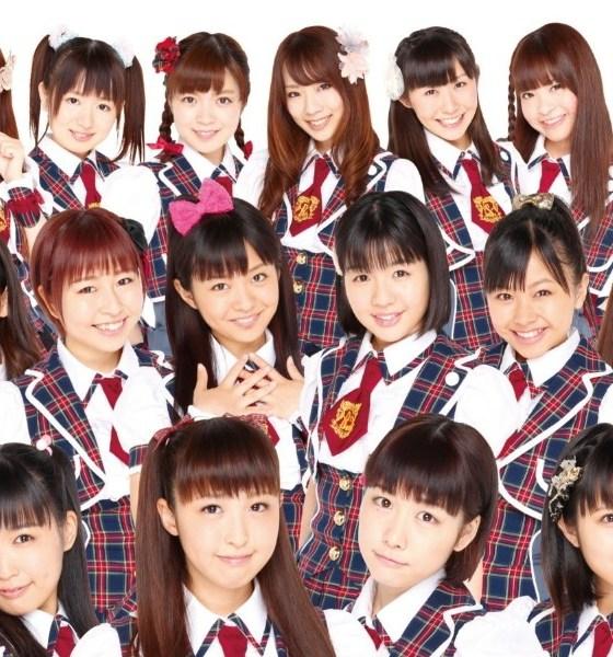 Ecco gli ingredienti del successo delle idol giapponesi: musica, ballo e tanto fascino.