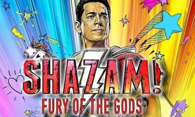 Shazam Fury of the Gods: Lucy Liu nel cast