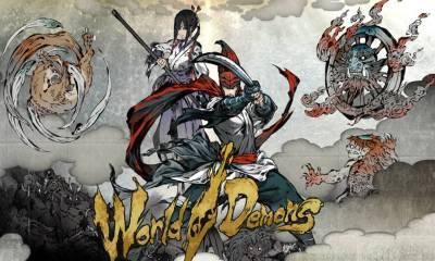 World of Demons: trailer per il titolo di Platinum Games