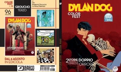 Dylan Dog Color Fest 37