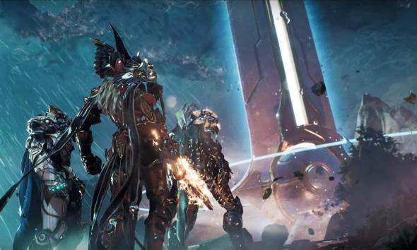 Godfall arriva su PlayStation 4 e porta l'espansione Fire & Darkness