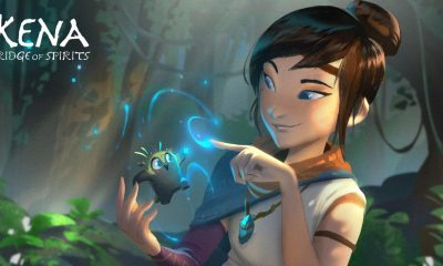 Kena Bridge of Spirits: trailer, DualSense e grilletti adattivi