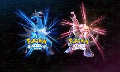 Pokémon Diamante Lucente e Perla Splendente: trailer e novità dal sito