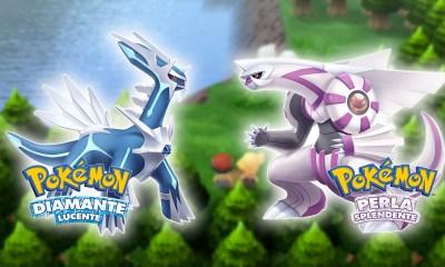 Pokémon Diamante Lucente e Perla Splendente: tante novità per i remake