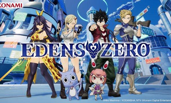 Konami Digital Entertainment ha annuncia l'apertura delle pre-registrazioni per il nuovo gioco mobile EDENS ZERO Pocket Galaxy.