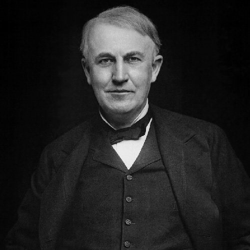 Thomas A. Edison