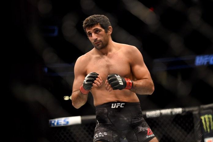 Beneil Dariush vs. Bobby Green set for UFC 222 – Daily News