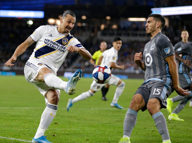 Galaxy knock off Minnesota United to set up conference semifinal meeting with LAFC