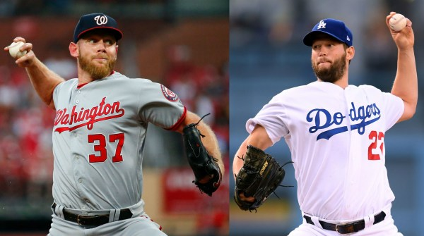 NLDS Game 2: Dodgers vs. Nationals pitching matchup, starting lineups