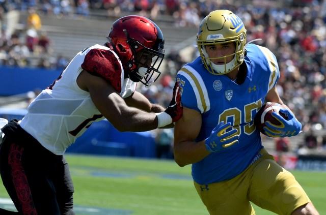 UCLA TE Greg Dulcich has teammates singing his praises – Daily News