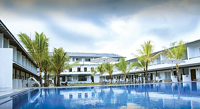 Coco Royal Resort in Kalutara