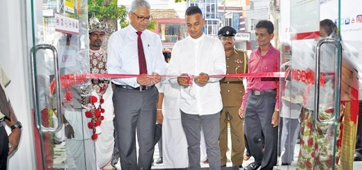 Ndb Opens Branch In Tangalle Daily News