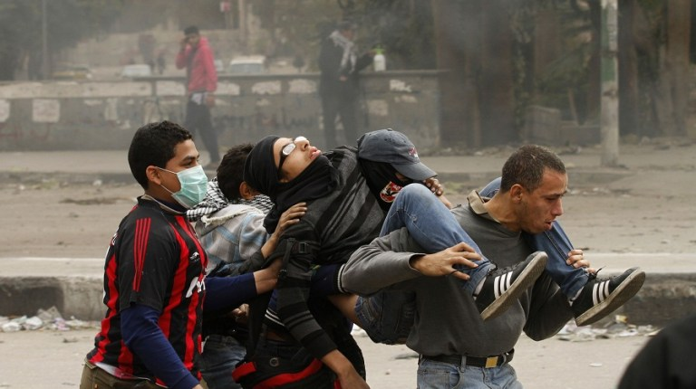 Two more people wer shot dead in Cairo as clashes and arrests continue (file photo) AFP Photo / Mohammed Abed