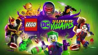LEGO DC Super Villians