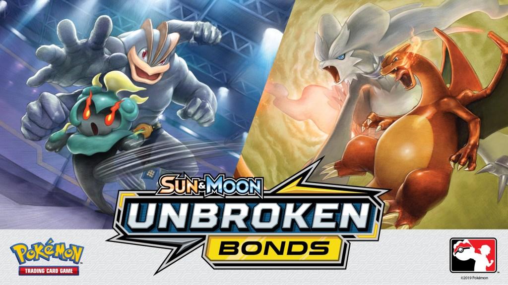 Pokemon Unbroken Bonds logo