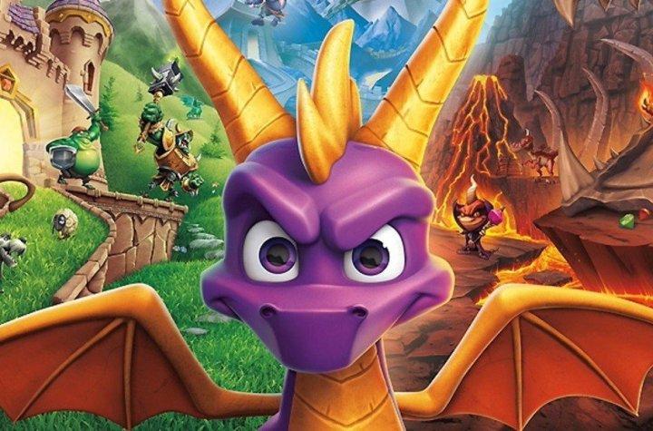 Spyro Reignited logo