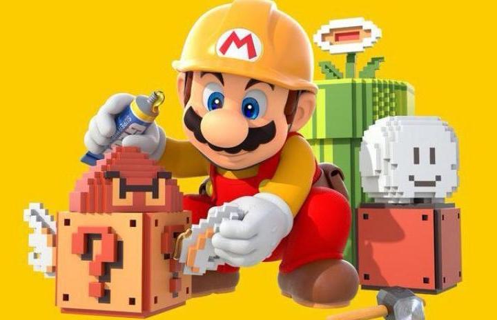Logo Super Mario Maker 2