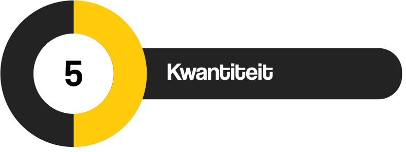 Review Kwantiteit 5