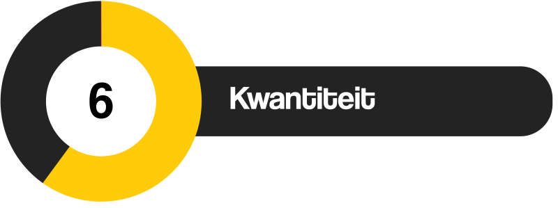 Review Kwantiteit 6
