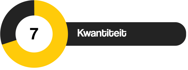 Review Kwantiteit 7
