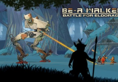 [Review] BE-A Walker