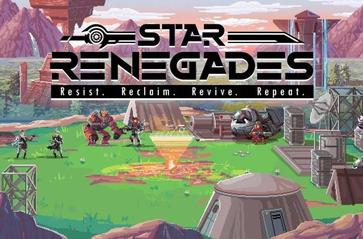 Star Renegades Key art