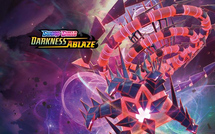 Darkness Ablaze Pokemon