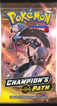 Pokémon TCG Champions Path Booster