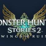 Bekijk hier het cinematische openingsfilmpje van Monster Hunter Stories 2: Wings of Ruin