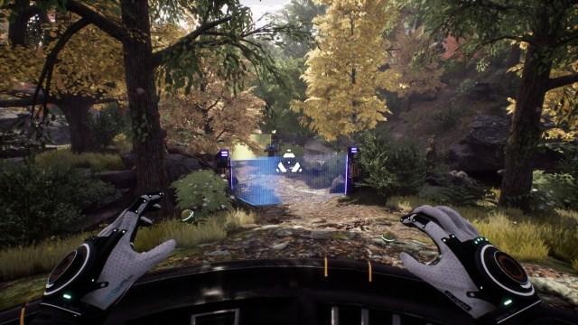 Relicta screenshot