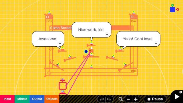 Game Builder Garage Lesson Clear