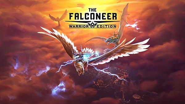 The Falconeer Keyart