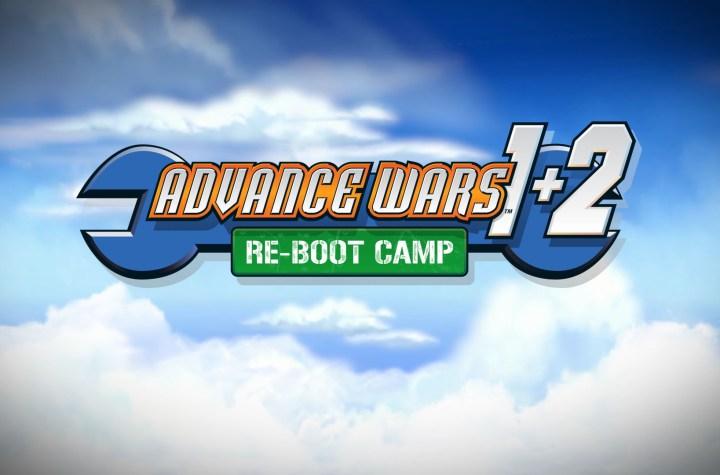 Advance Wars keyart