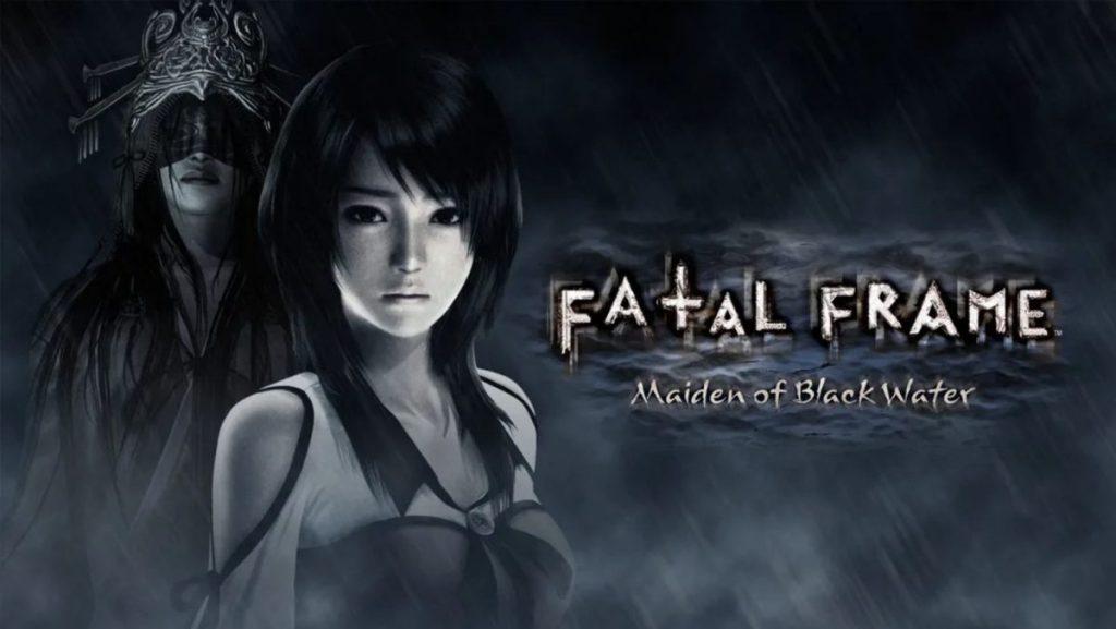 Fatal Frame keyart