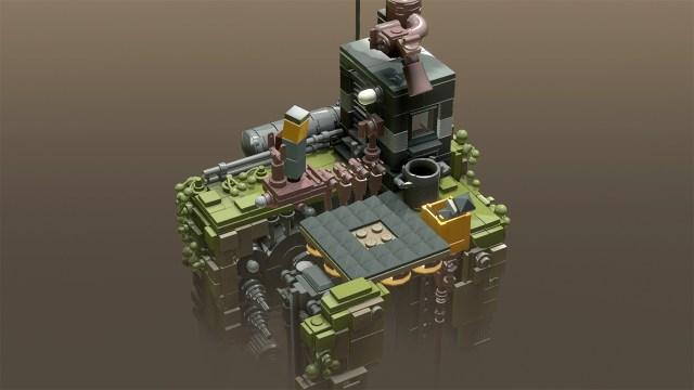 Lego builders's journey