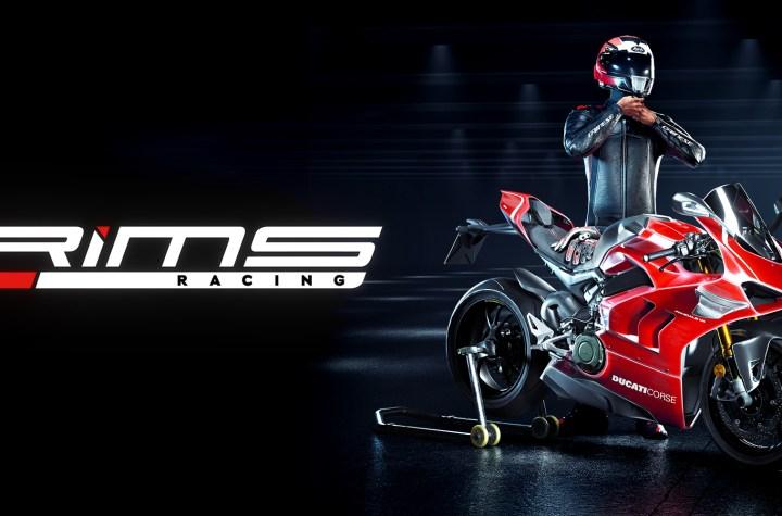 RiMS Racing Keyart