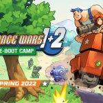 Advance Wars 1+2: Re-Boot Camp vertraagd naar 2022