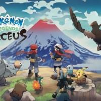 Hisuian Zorua en Zoroark komen naar Pokémon Legends: Arceus