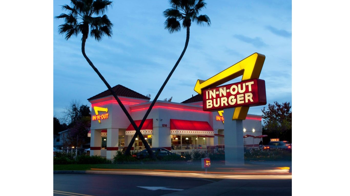Petition Ask In N Out To Introduce Veggie Burger On The Menu