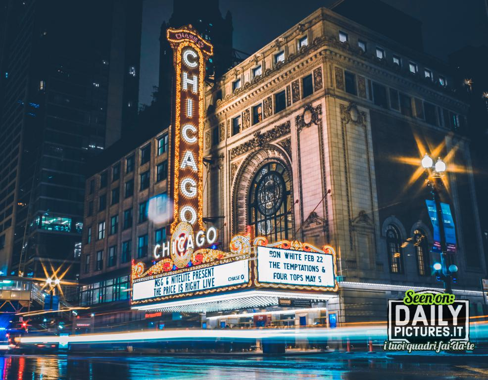 Teatro di Chicago - DailyPictures.it