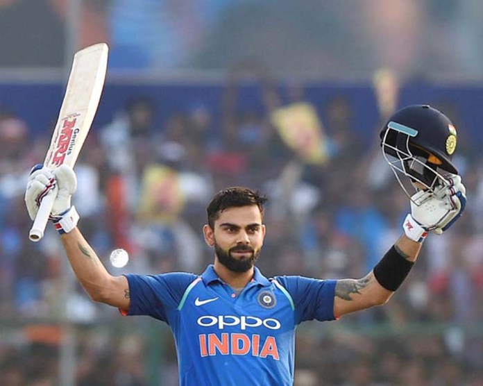 Image result for One more act of on-field aggression may earn Virat Kohli a ban from international cricket