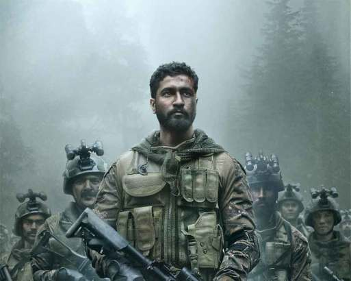 URI: The Surgical Strike Movie Review Hit Or Flop First 1st Day Expected BOC