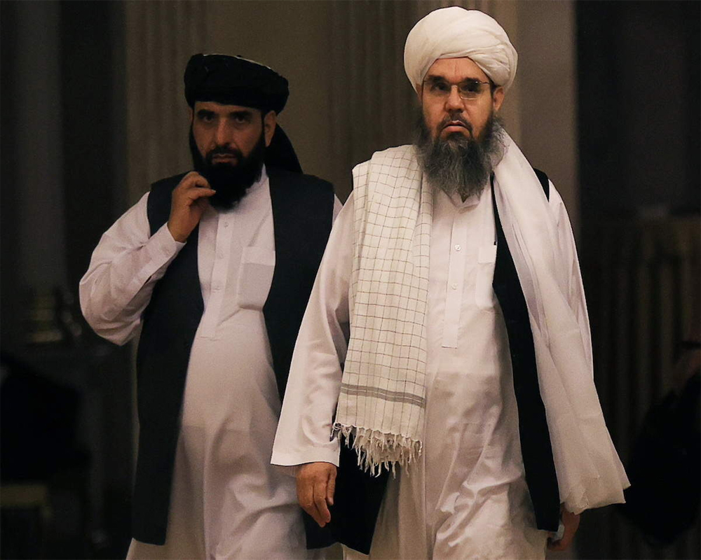 Taliban say they now control 85% of Afghanistan's territory