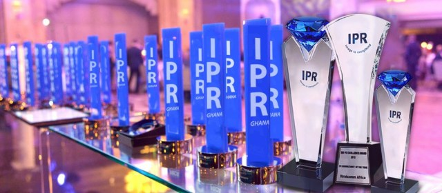 IPR Ghana PR Excellence Awards 2016 Opens