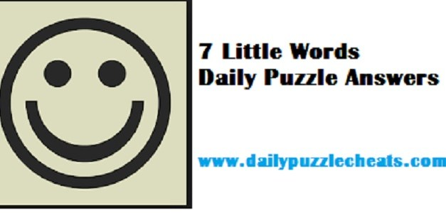 7 Little Words November 15 2018 Daily Puzzle Answers