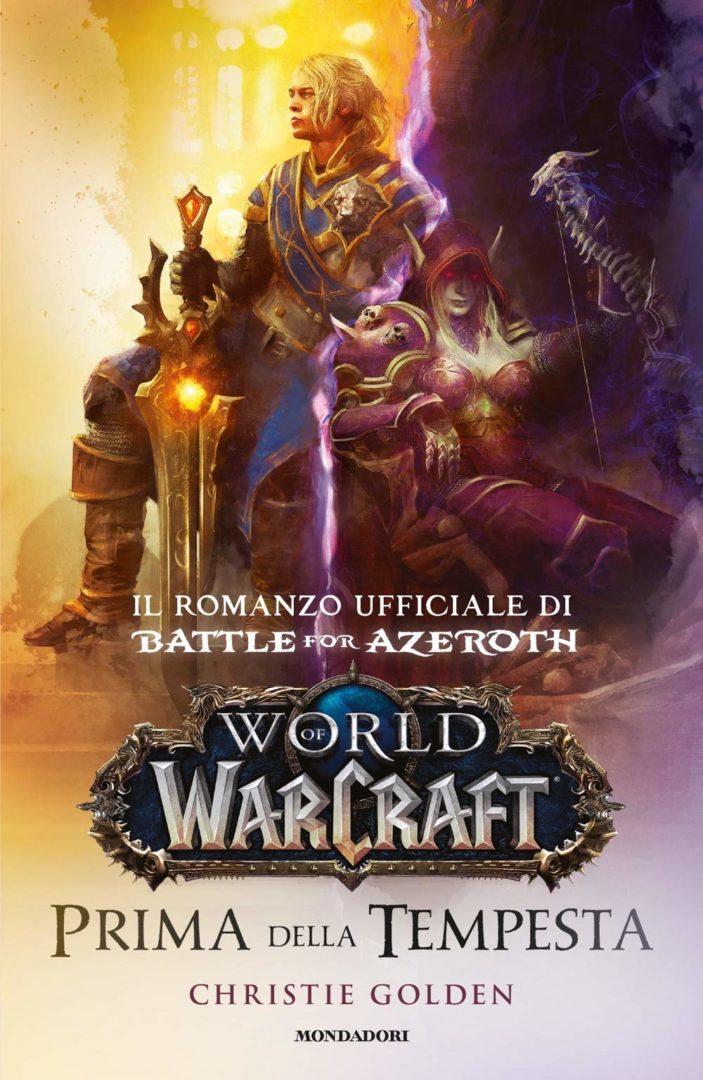 Prima della Tempesta, il romanzo ufficiale di Battle for Azeroth