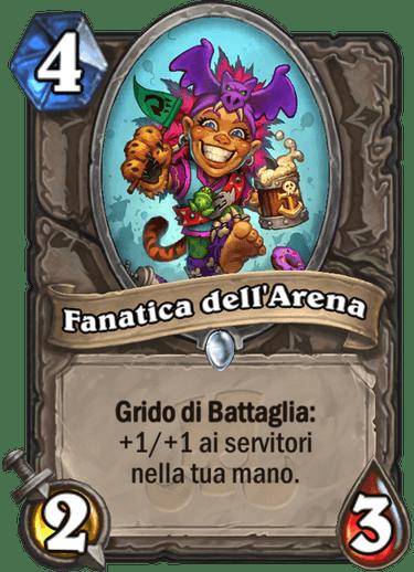 hs fanatica arena