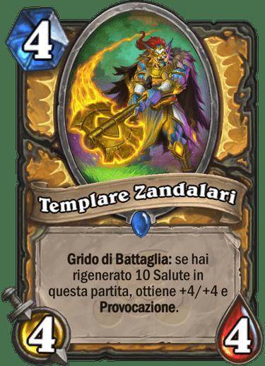 hs templare zandalari